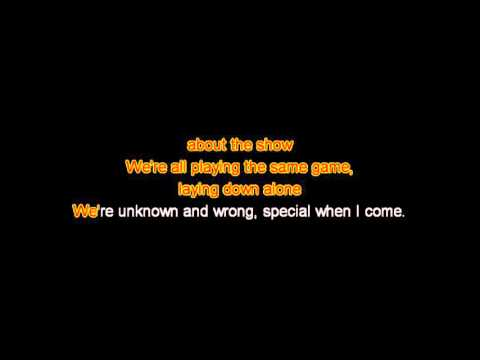 Lost Fraquencies - Reality - Karaoke