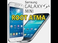 Galaxy s4 mini  root yapma