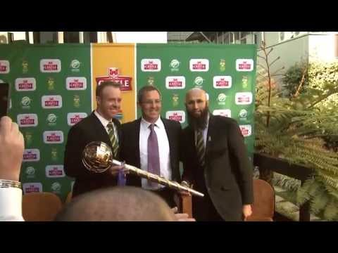 Ram Hand to Hand Couriers delivers Reliance ICC Test Mace
