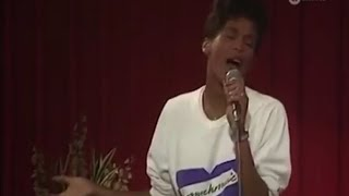 Whitney Houston How Will I Know 1985