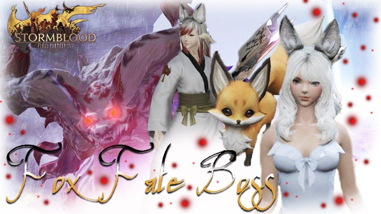 FFXIV Stormblood: Fox Fate Guide & Rewards