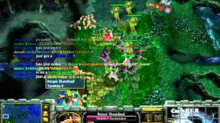 2l8 vs The Retry @ ICSC 8 Game 1 by Casper