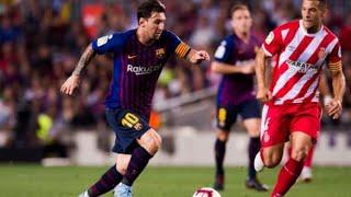 |Barcelona vs Gerona highlights 2-2 |la liga| |fifa19|