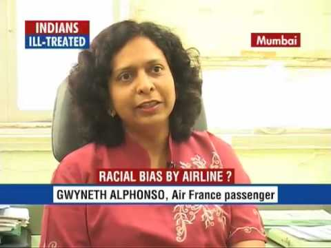Indians ill-Treated By Airline?
