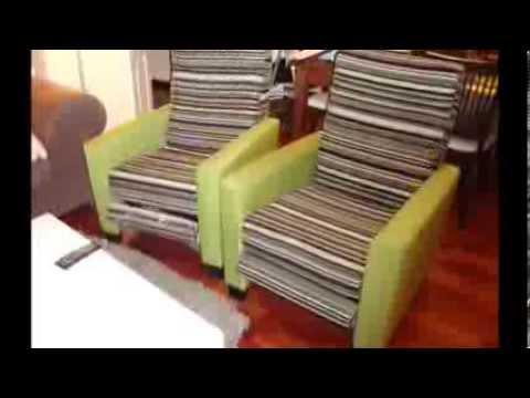 como tapizar sillones reclinables by artecora valencia