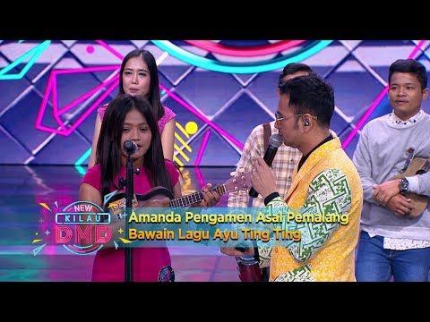Amanda Pengamen Asal Pemalang Bawain Lagu Ayu Ting Ting [MINYAK WANGI] - New Kilau DMD (19/12)