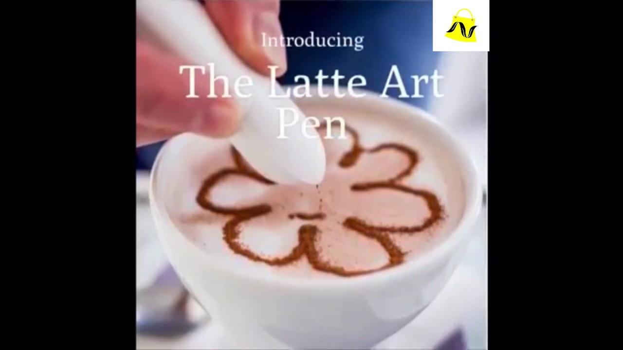 The Electrical Coffee Latte Art Pen Bird Shape Cake Gadgets