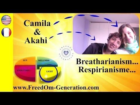FreedÔm Generation : Key-Experience of Akahi & Camila Family (Living on Prana)