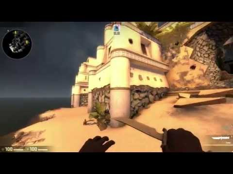 My review of De_Kyrenia by 3kliksphilip. (It's better than sparity)