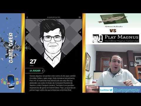 La IA que fue derrotada por Alpha Zero se enfrenta a la APP de Magnus Carlsen