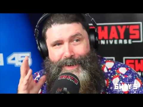"WWE Hall Of Famer Mick Foley On His Career, Facing ""The Rock"", Hell In A Cell"", and Regrets"
