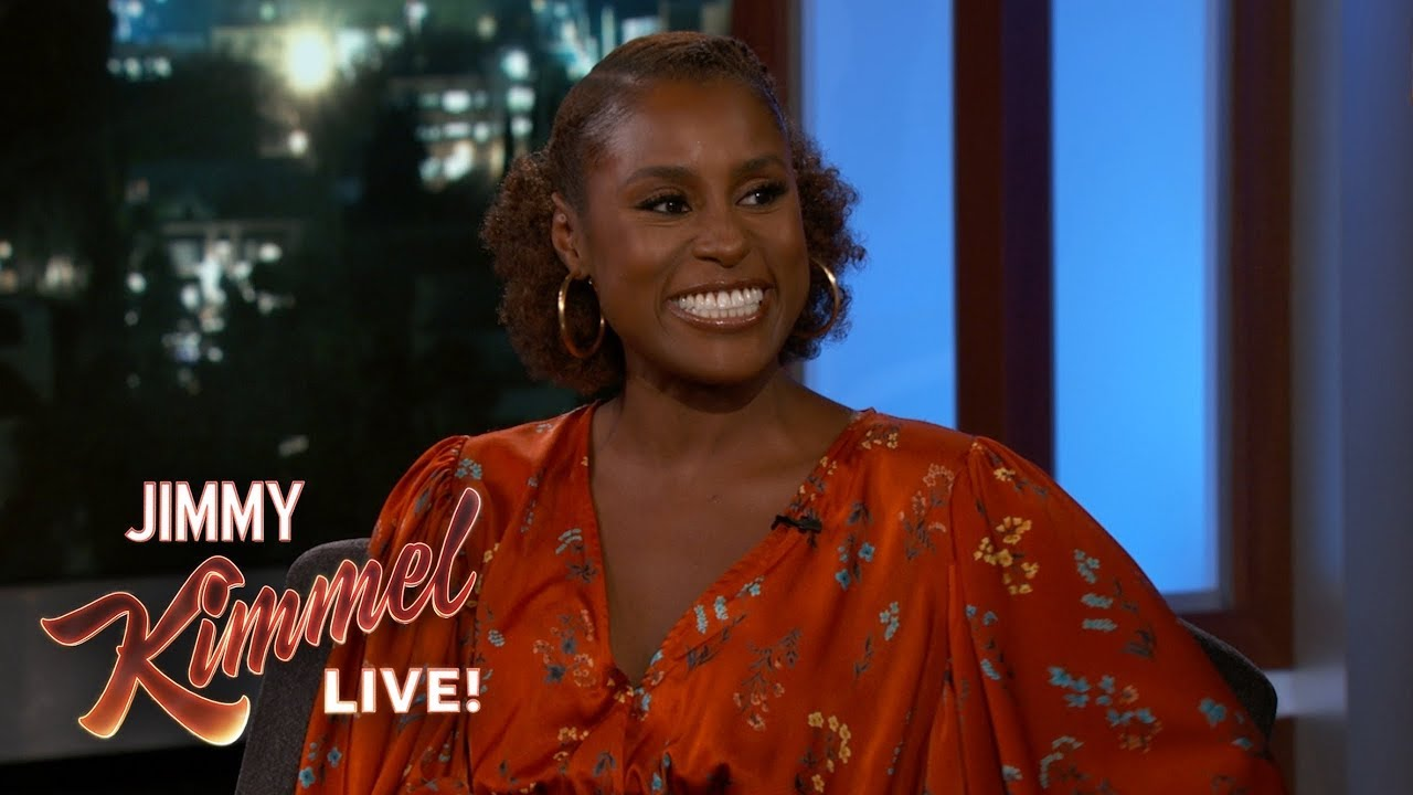 Issa Rae Reveals Why She Was On Her Phone During Betty White's Speech At The Emmys