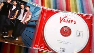 Unboxing...The Vamps - Meet The Vamps (Album/DVD) thumbnail