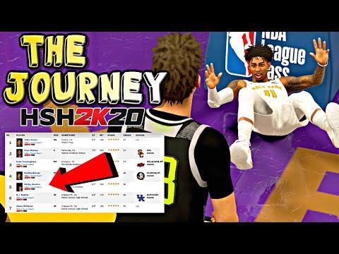 NBA 2K20 MyCAREER: The Journey #6 - JALEN GREEN PROLIFIC PREP TRIED TO BULLY ROC! TOP 5 ON ESPN 100!