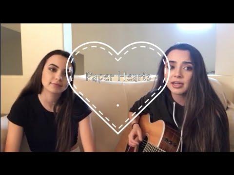 Paper Hearts - Merrell Twins