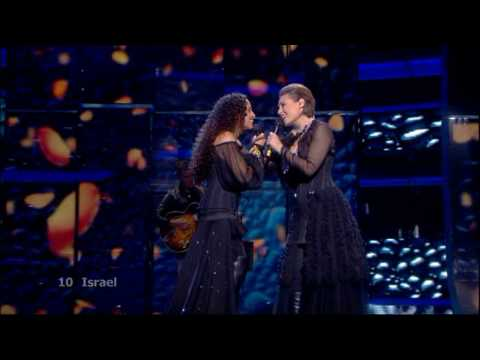 Eurovision 2009 Semi Final 1 10 Israel *Noa \u0026 Mira Awad* *There Must Be Another Way* 16:9 HQ