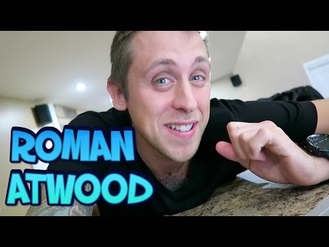 Thumbnail: How Rich is Roman Atwood @RomanAtwood ??