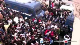Algérie: des milliers de manifestants à Alger contre Charlie Hebdo