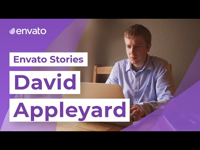 Envato Stories -  David Appleyard