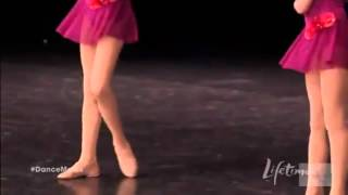 Dance Moms-Season 2-Episode 12-Trio-Brooke, Chloe, and Maddie-Somebody Told Me