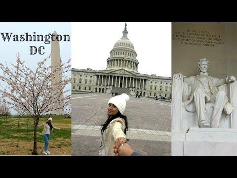 Trip to Washington D.C. - The Capital city of USA.