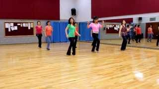 Lonely Roads - Line Dance (Dance & Teach in English & 中文)