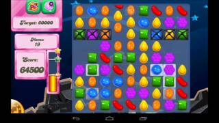 Candy Crush Saga Level 106 Walkthrough