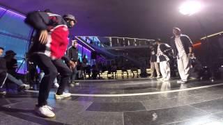 1/4 final 3vs3 RUDE: Static Shock vs Kulture 2 Soul