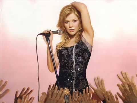 Kelly Clarkson Because Of You karaoke/instrumental