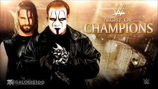 "WWE Night Of Champions 2015 Official Theme Song - ""Night Of Gold"" With Download Link"