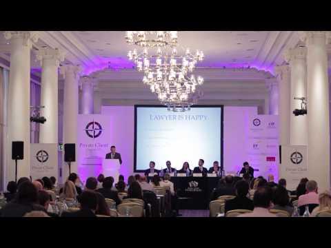 Legal Case Management,  presentation by Dr. Yuri Rapoport