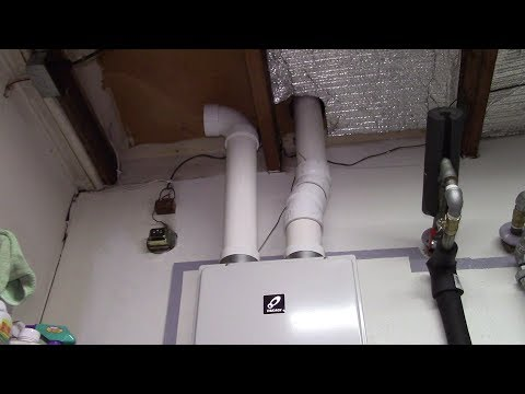 Tankless Water Heater Installation Doovi