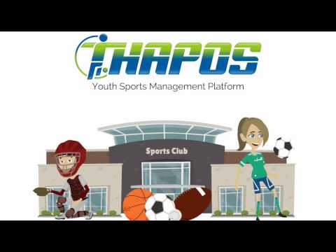 Thapos - Unique Platform for Sports Clubs