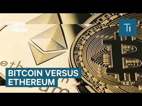 Bitcoin Versus Ethereum: Which Should Be Worth More?