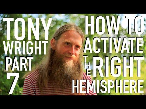Activating the Right Hemisphere - Tony Wright Pt. 7
