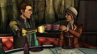 Tales from the Borderlands - Funny Moments from Episode 1
