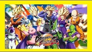 Dragon Ball FighterZ: Arc Saiyans- Le Film Complet (FilmGame)