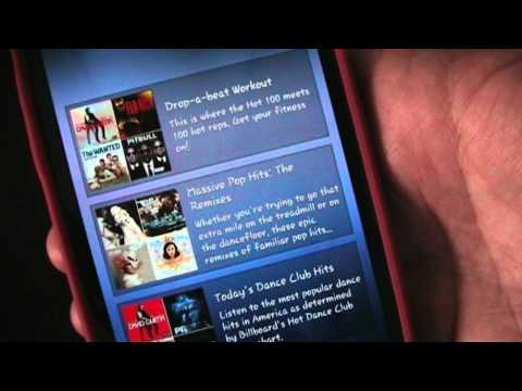 Songza - Best Music Streaming Radio App for Android - Music for any occasion or event