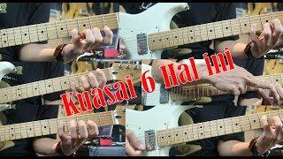 Kuasai 6 Fingering ini dan Rasakan Hasilnya Untuk Gitaris Pemula Saat bermain Melodi