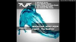 MAGILLIAN, Nuno Aqua - Liquid (Eri2 Remix) Preview out Now on