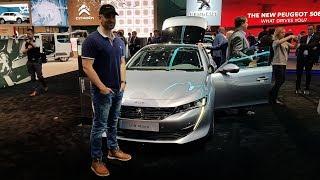 Peugeot 508 - Geneva Motorshow