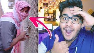 احمد الأحول سرق الدجاجة 😂😂
