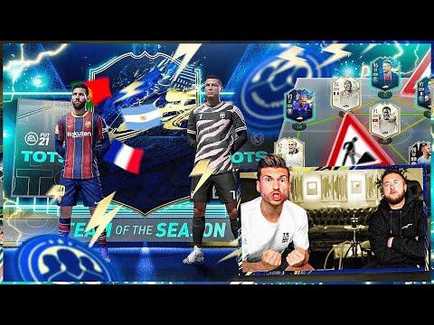 FIFA 21: ULTIMATIVES TOTS Pack Opening + TEAM BAU und DRAFT BATTLES 😍😱