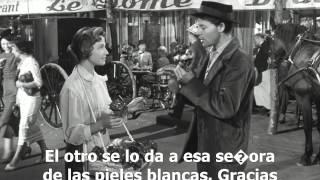 Les Amants De Montparnasse | subtitulada en español | Modigliani | completa