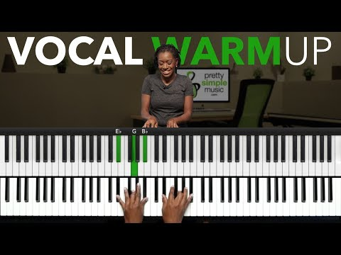 ULTIMATE Vocal Warm Up Exercises (feat. Dileesa Archer)