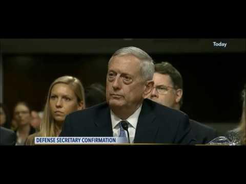 Download Youtube: General James 'Mad Dog' Mattis mops the floor with Senator Kirsten Gillibrand