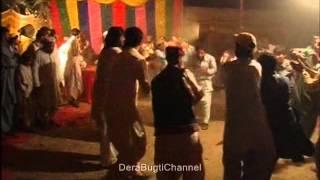 Balochi chap from Sui, Dera Bugti