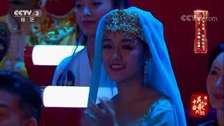 [民歌纯享]新疆维吾尔族民歌《黑眼睛》 演唱:古再丽   CCTV