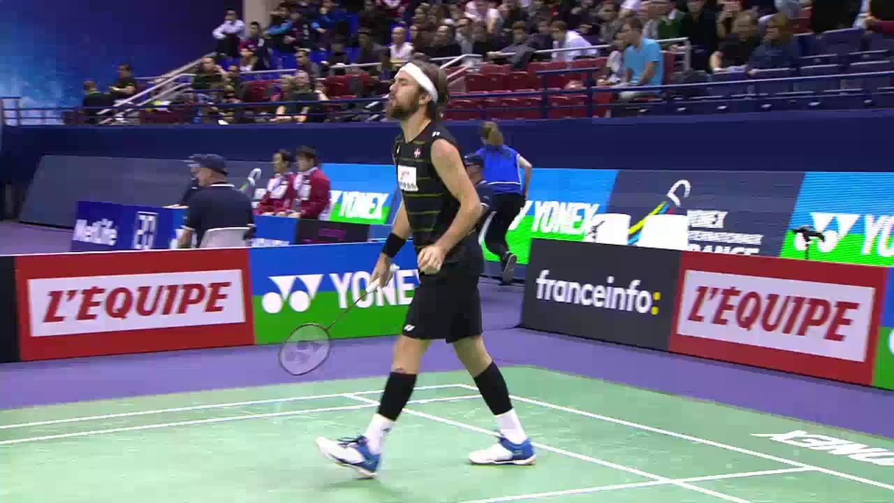 Yonex French Open 2016 Badminton QF M2 MS