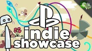 PS4 and PS Vita Indie Arcade: Hohokum, Doki-Doki Universe, Metrico and Luftrausers Hands-On! PAX